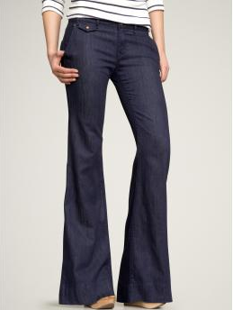 Just like the cardigan I selected, I own these jeans and I can vouch ...