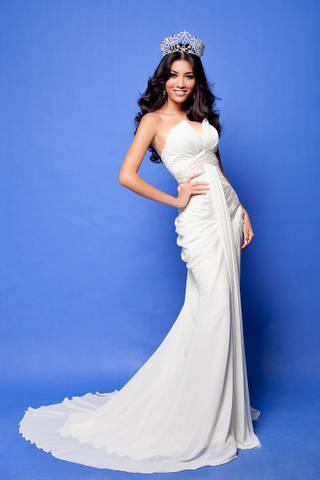 Miss Supranational Thailand 2012 winner Nanthawan Wannachutha