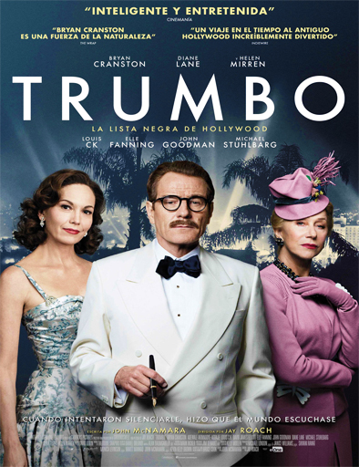 Ver Trumbo: La lista negra de Hollywood (2015) Online