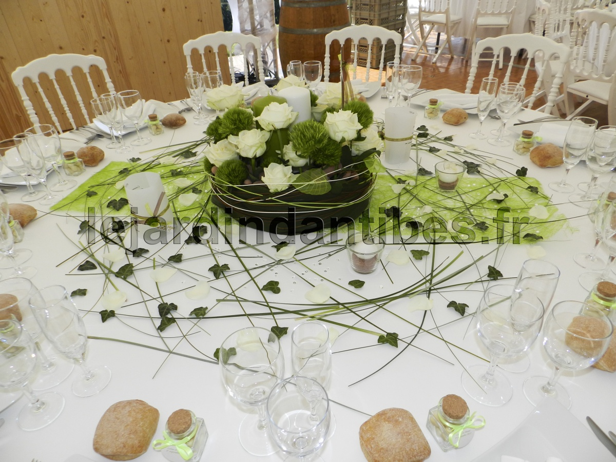 Id et photo d coration mariage mai 2013 - Decoration de table idees ...