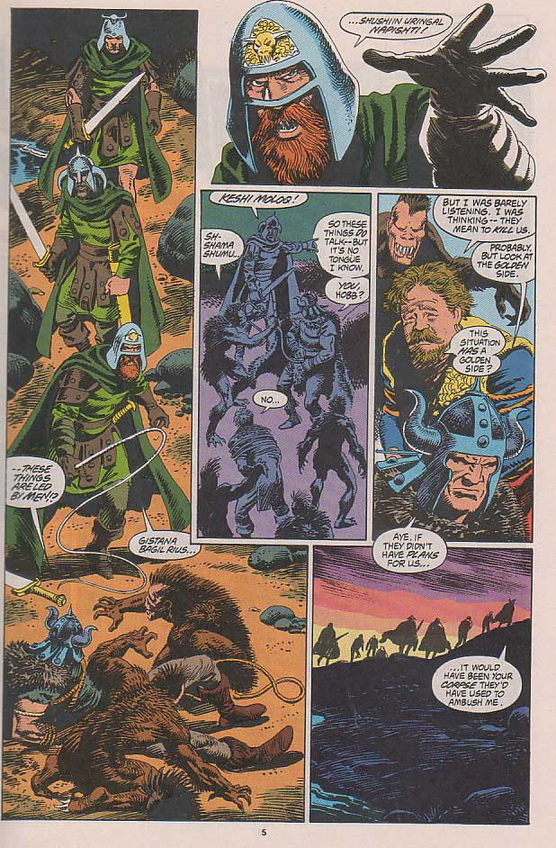 Conan the Barbarian (1970) Issue #263 #275 - English 6