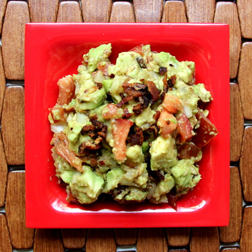 Bacon And Tomato Guacamole Recipes — Dishmaps