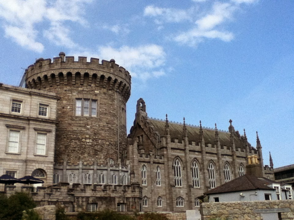 Dublin Castle Norman Tower and Chapel Royal