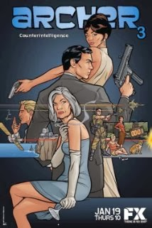 Download - Archer S05E01 - HDTV + RMVB Legendado
