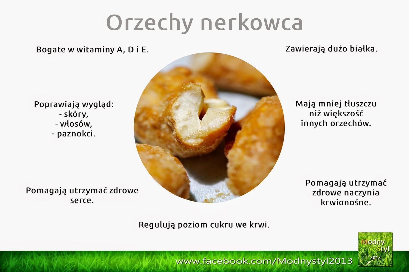 Orzechy nerkowca