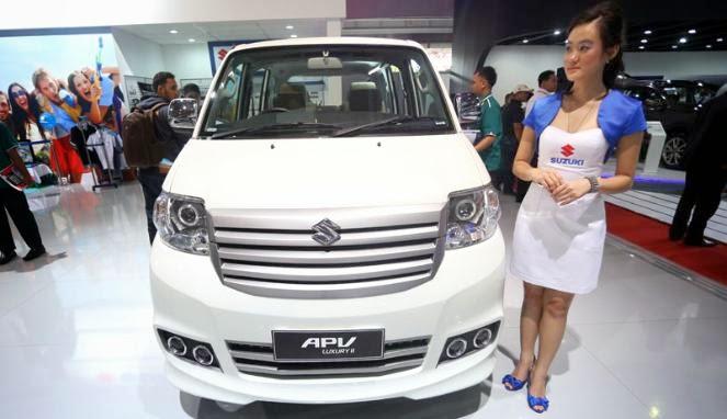 Suzuki: Karimun Wagon R dan APV Terbaru Meluncur Bulan Depan