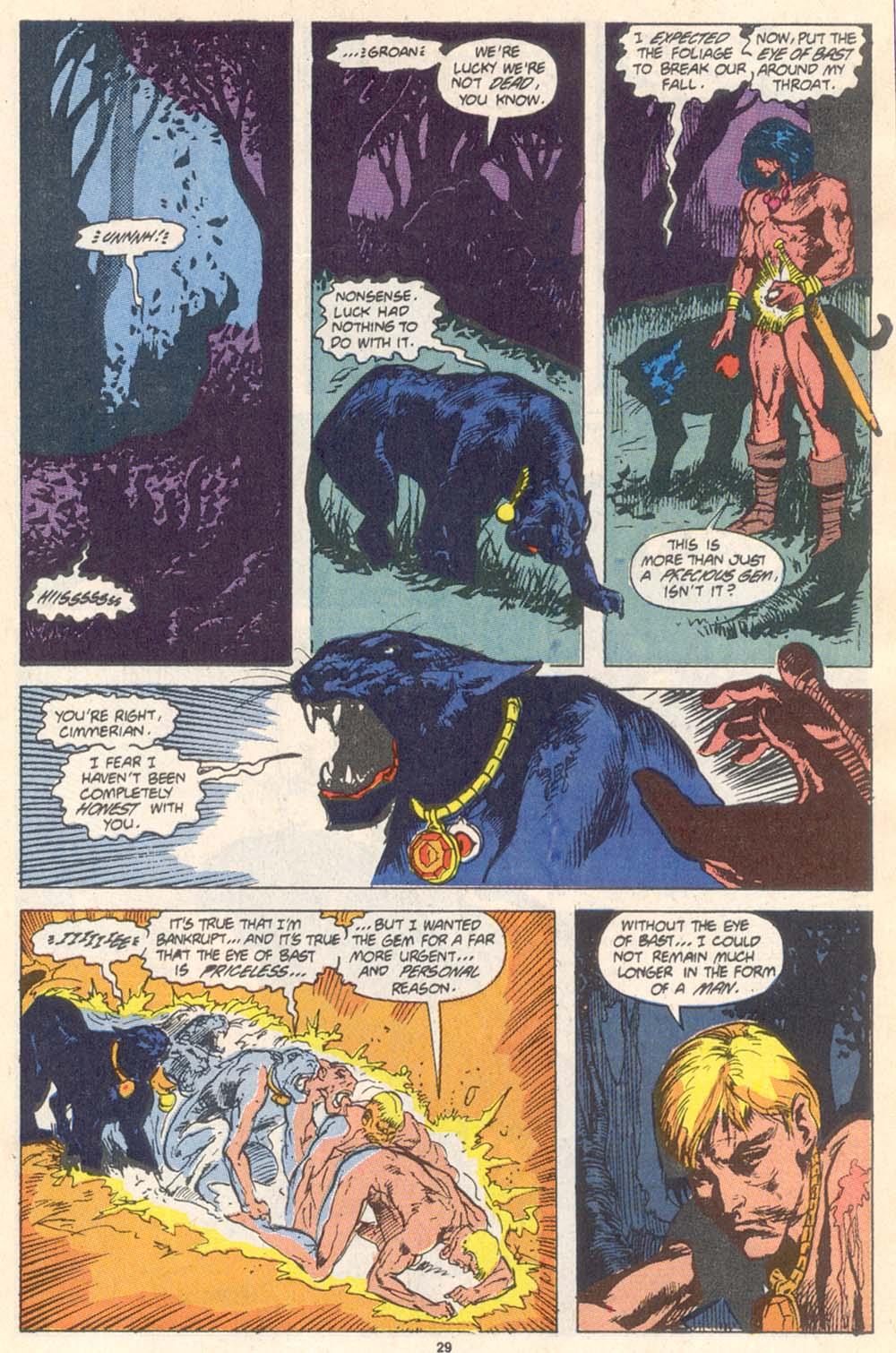 Conan the Barbarian (1970) Issue #226 #238 - English 22