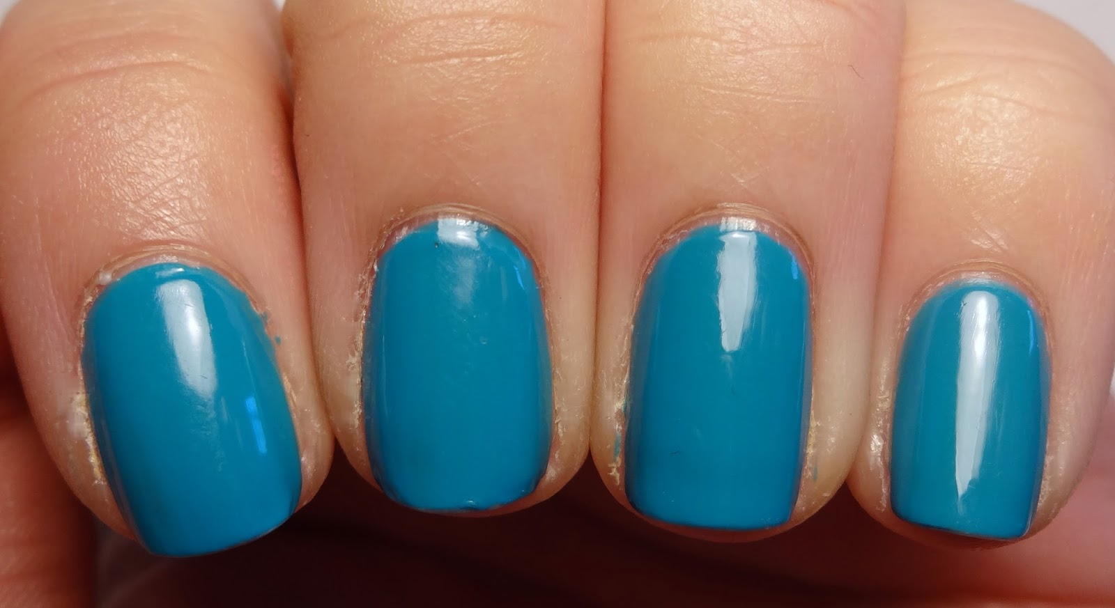 Teal Base Color