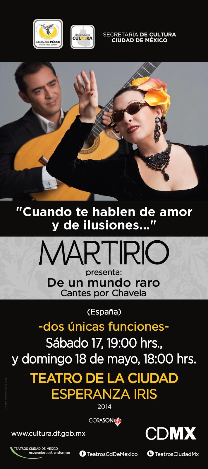 Homenaje a Chavela Vargas en el Teatro de la Ciudad Esperanza Iris