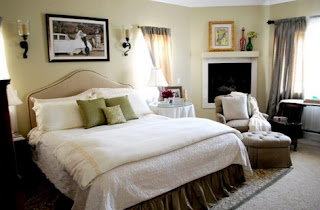 Small Master Bedroom Design Ideas 3