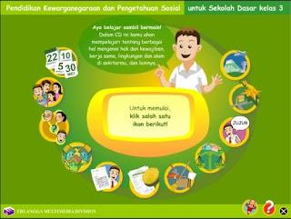 Media Pembelajaran Interaktif IPS