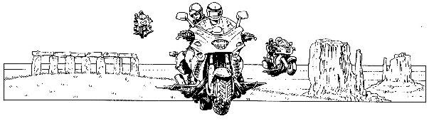 Evasion-Motos