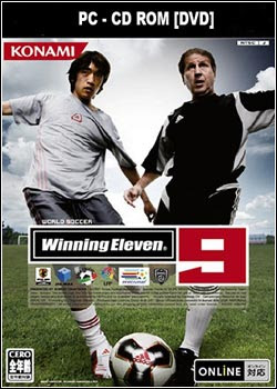 games Download   Winning Eleven 9   Português   Patch 2011   PC   Portátil