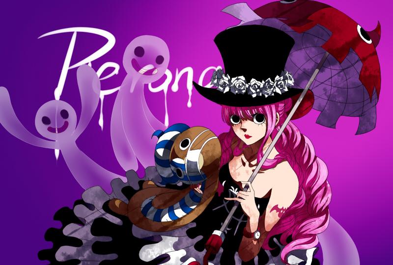 one piece perona new world