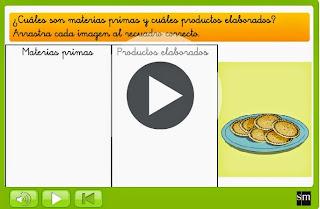 http://www.primaria.librosvivos.net/1epcmcp_ud11_act1_productoselaborados.html