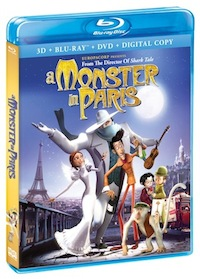 A Monster in Paris Movie