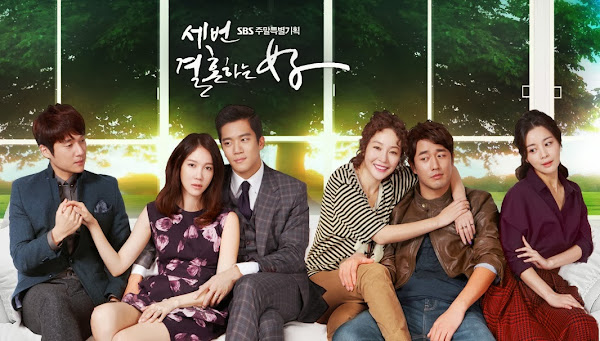 The Woman Who Married Three Times Korean Drama