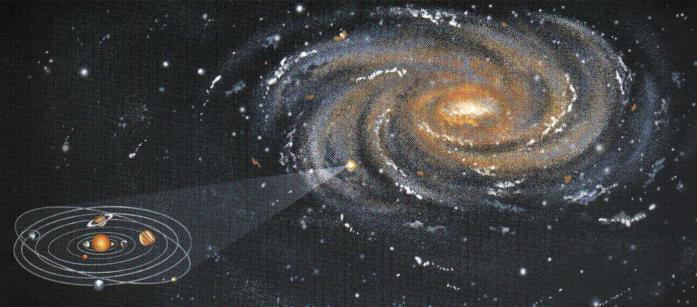 Resultado de imagen de La vida inteligente se ha desarrollado en nuestra Galaxia