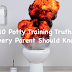 10 TRUTHS You Need To Know About Potty Training