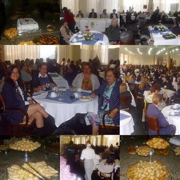 Chá das senhoras Rotarianas