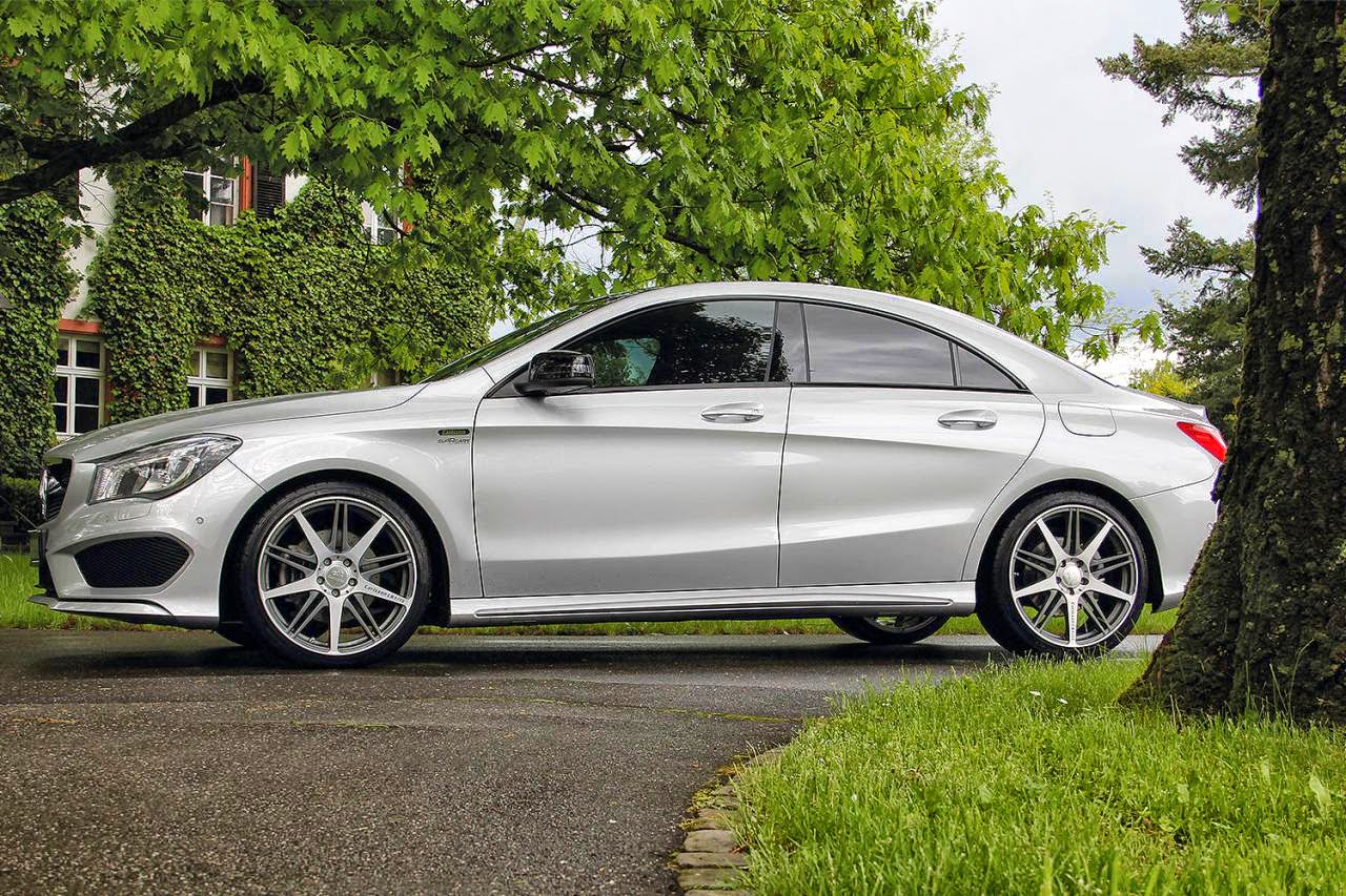 Mercedes benz c117 cla250 by carlsson benztuning for Mercedes benz carlsson