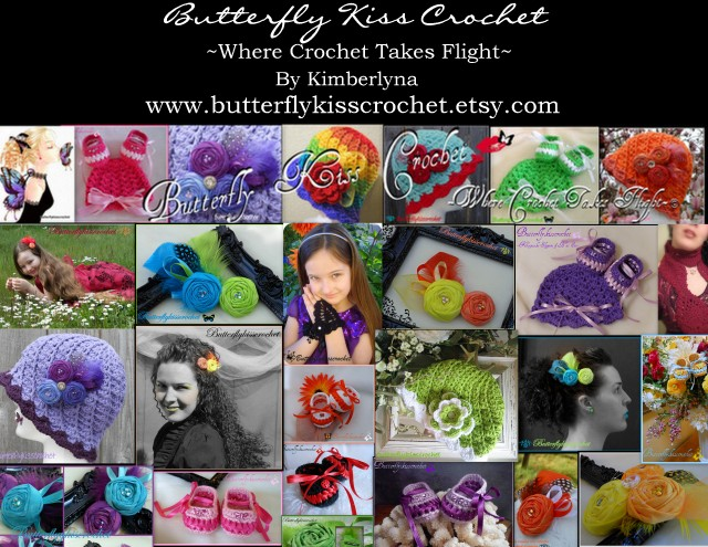 Butterfly Kiss Crochet