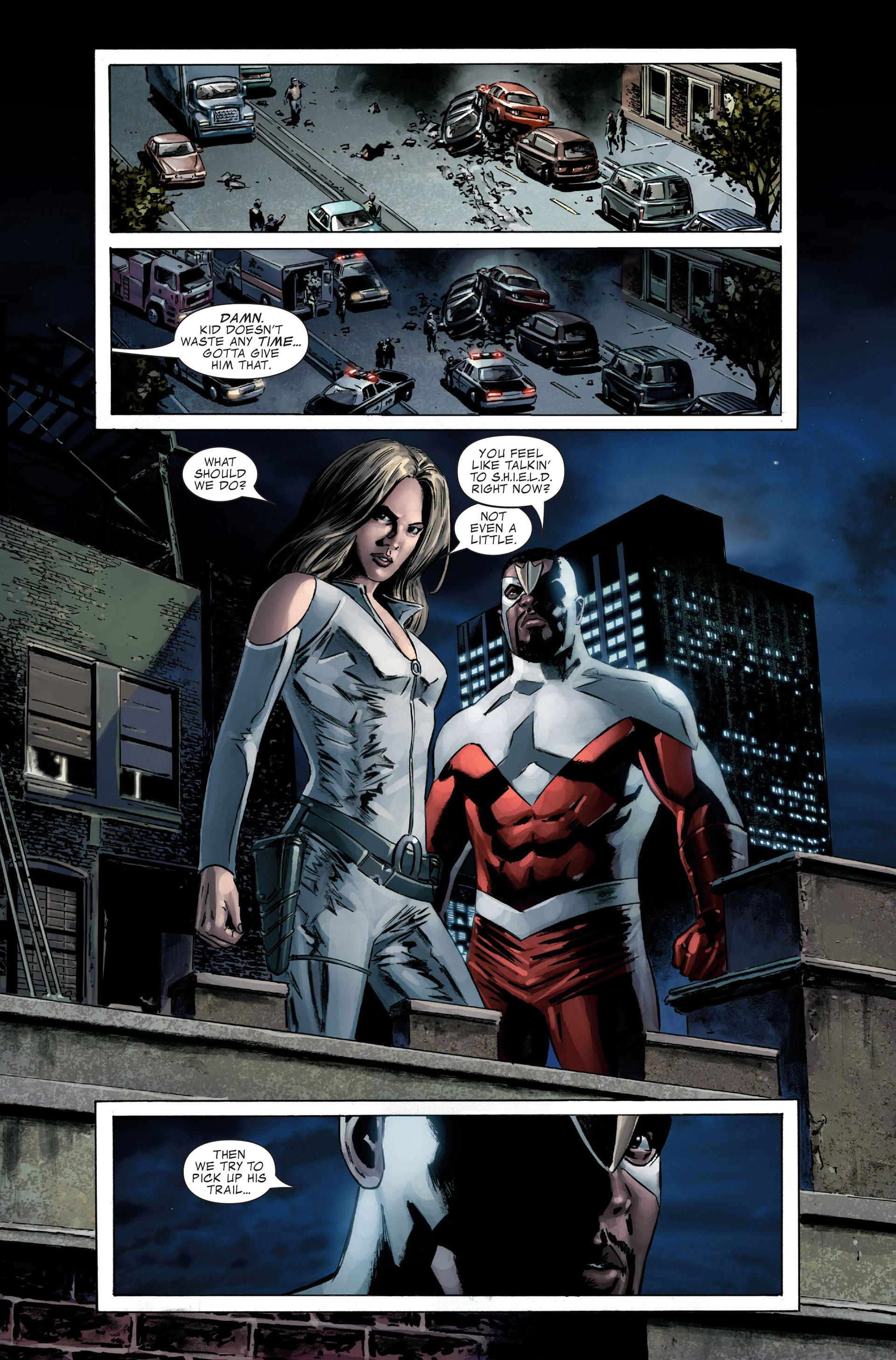 Captain America (2005) Issue #27 #27 - English 20