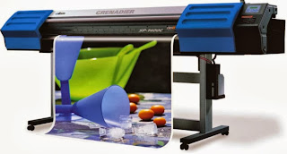 Mesin digital printing