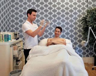 Perawatan Spa untuk Pria