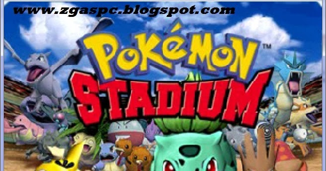 pokemon stadium 2 free download