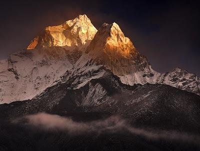 mountain ama dablan