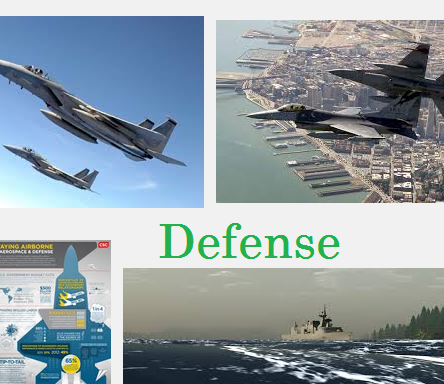 Aerospace Defense Stocks