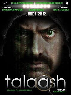 Talaash 2012 Movie First Look Talaash Song Lyric Talaash 2012 Full