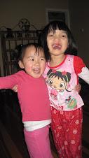 Tianna and Ava