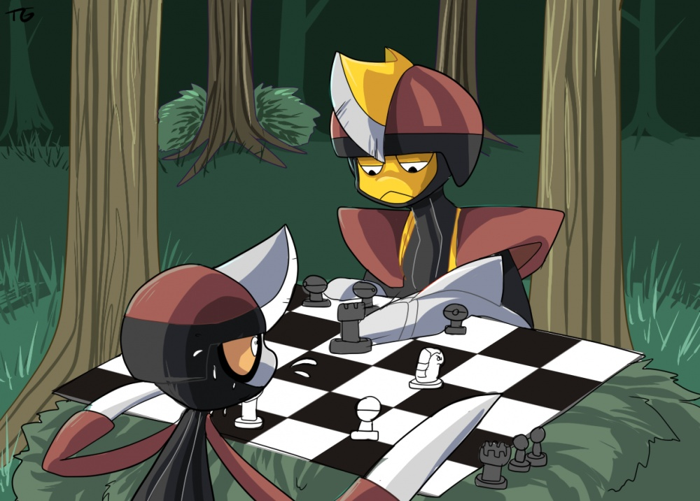 Gallame is so swag Bisharp+chess