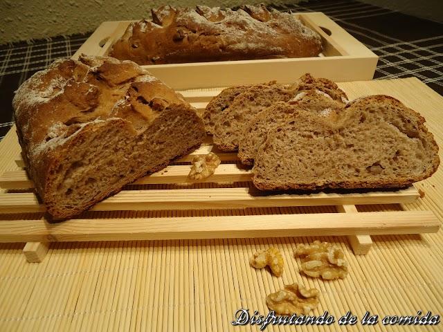 Pan de Pasta de Nueces