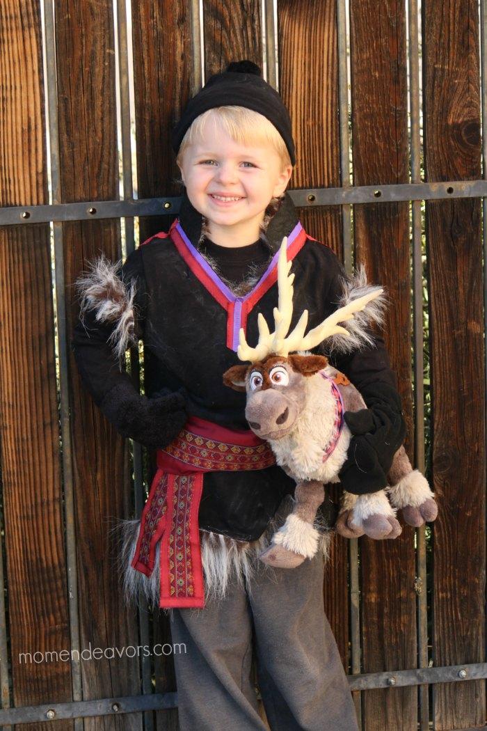 Kristoff Costume Images No-sew Diy Kristoff Costume