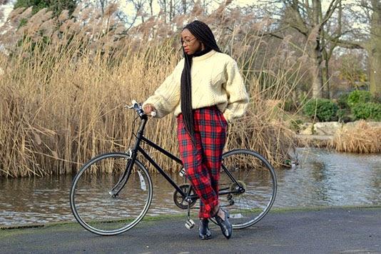 More Knitting Wheel Fashions : Uzy nwachukwu: february 2014