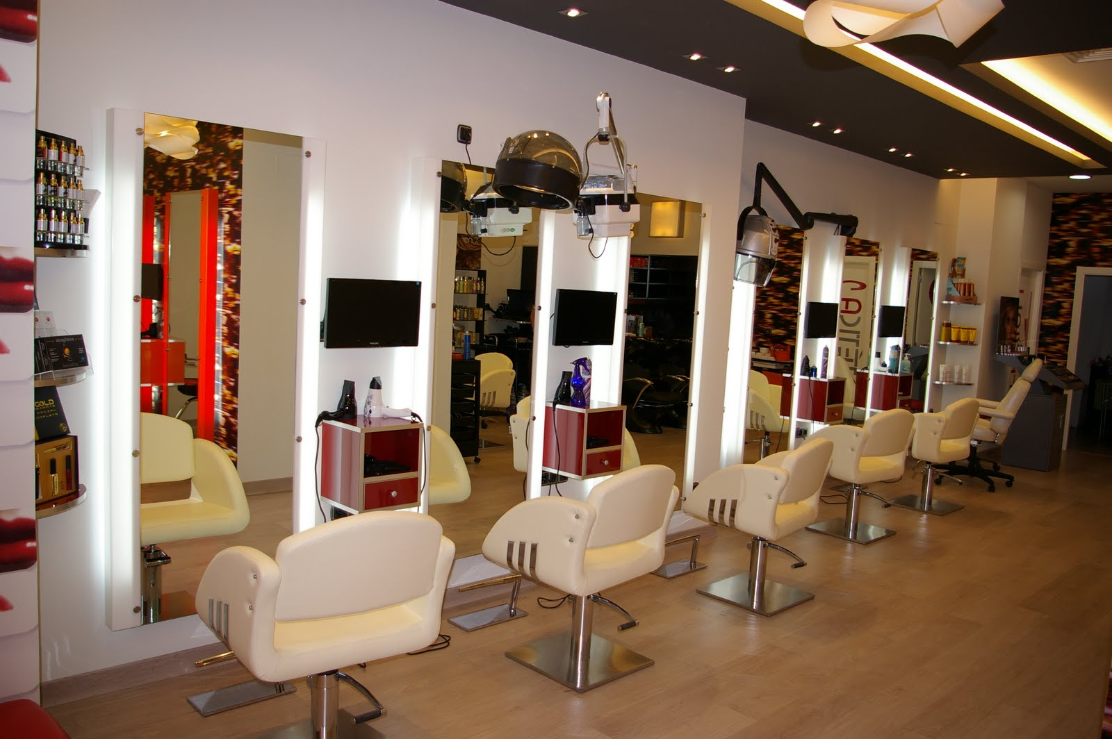 Llansola interiorismo comercial peluquer a est tica for Interiorismo comercial