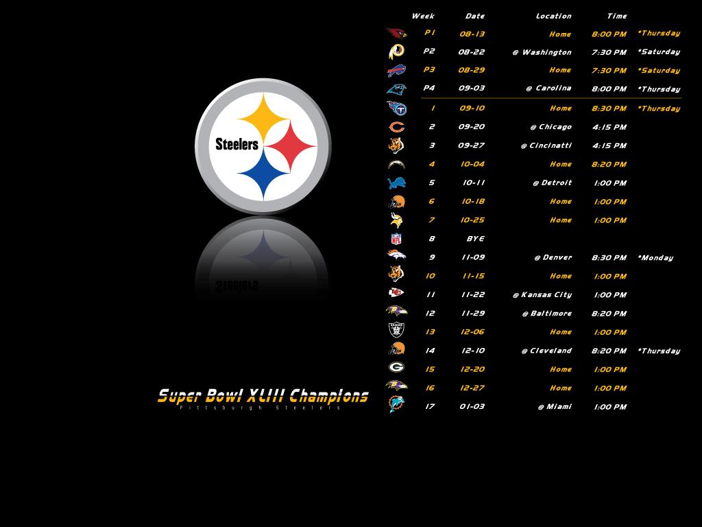 Steelers Wallpaper 2009 1