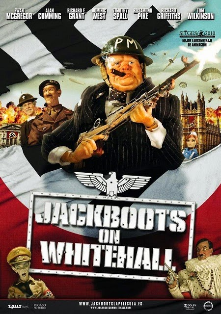 Jackboots on Whitehall (2010) BluRay 720p