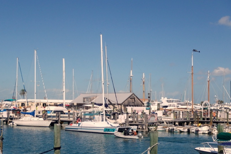 Old Seaport in Key West