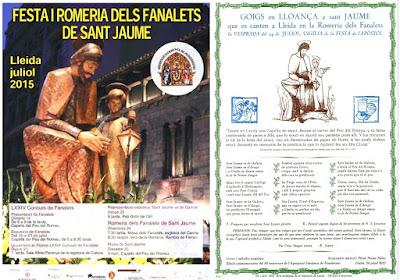 http://www.pessebristeslleida.com/cicle-sant-jaume/55-nous-continguts/385-festa-i-romeria-dels-fanalets-de-sant-jaume-2015.html