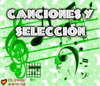 Canciones y selección