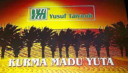 Beli Kurma Yusof Taiyoob bulan Ramadhan 2015, gambar dan harga kurma Yusof Taiyoob sekotak, kurma madu Yuta, kurma basah
