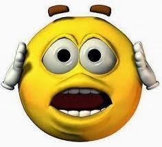 Emoticons Asustados, parte 2