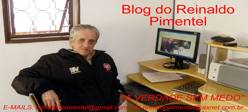 BLOG DO REINALDO PIMENTEL
