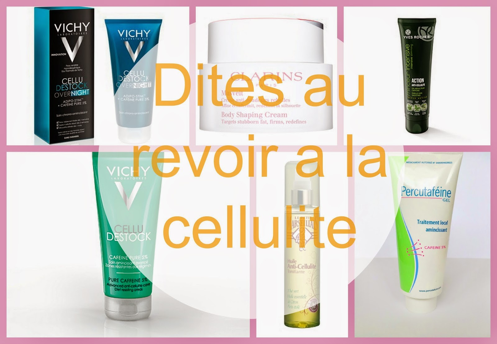 gel anti cellulite efficace