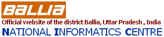 Deo Ballia District Website Ballia.nic.in