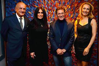 Luiz Arena, Taisa Nasser, Giancarlo Bolla, Gisela Bolla